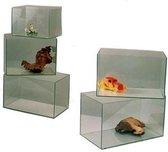 BOON Aquarium Boon gelijmd aquarium 80x40cm