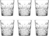 Pasabahce Waterglas Timeless Stapelbaar 34,5 cl Transparant 6 stuk(s)