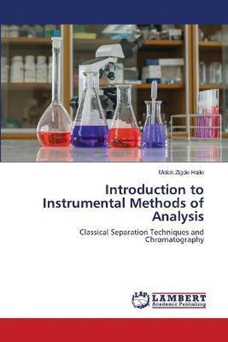 Introduction to Instrumental Methods of Analysis