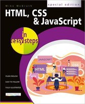 HTML, CSS and JavaScript in easy steps