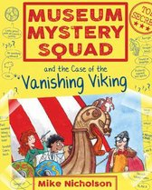 Omslag Museum Mystery Squad and the Case of the Vanishing Viking