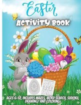 Easter Activity Book