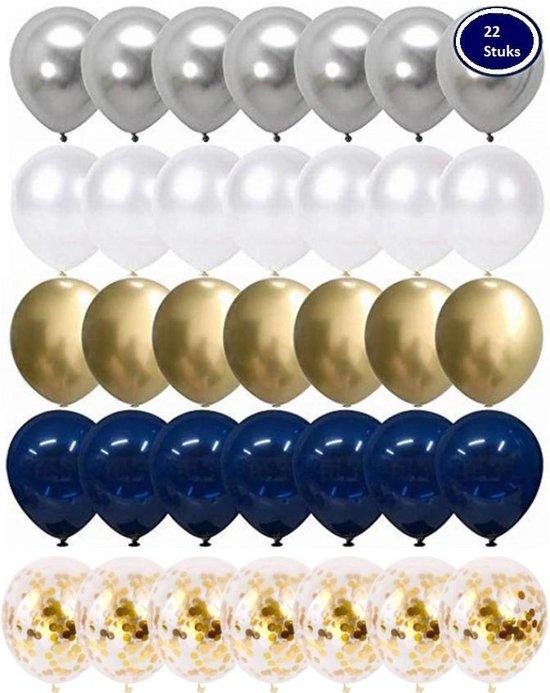 Latex Ballonnen – verjaardag ballonen – party Ballonnen - Feest Decoratie Versiering – hart ballonnen - mix kleuren