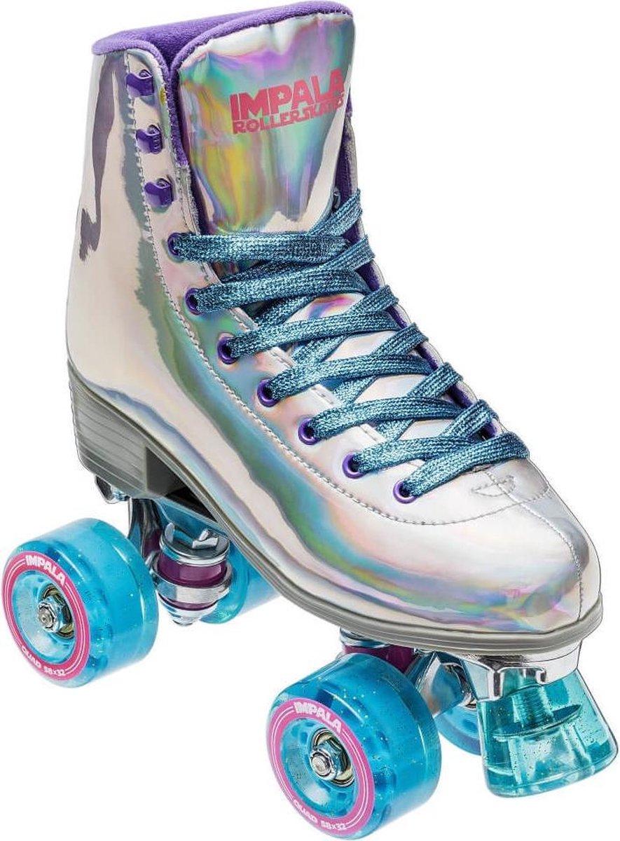 Impala Rollerskates shaka diverse > rollerskates Quad Skate - Holographic 36