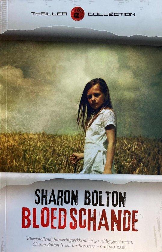 Boek cover Bloedschande van Sharon Bolton (Paperback)