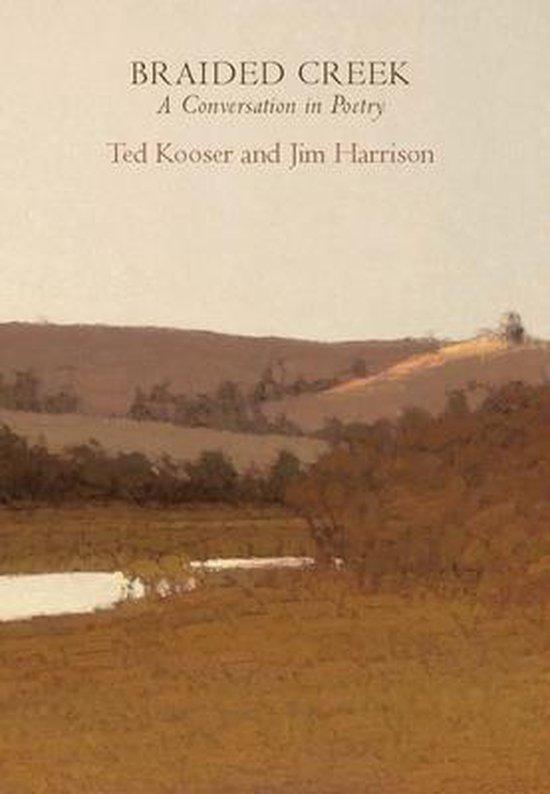 Boek cover Braided Creek van Jim Harrison (Paperback)