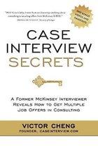 Boek cover Case Interview Secrets van Victor Cheng (Paperback)