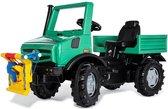 Rolly Toys 038244 RollyUnimog Forst Winterdienst met Lier