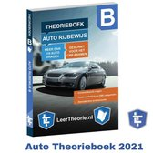 Boek cover Auto Theorieboek 2021 – AutoTheorieboek Rijbewijs B - Theorie Leren Auto van LeerTheorie BV (Paperback)