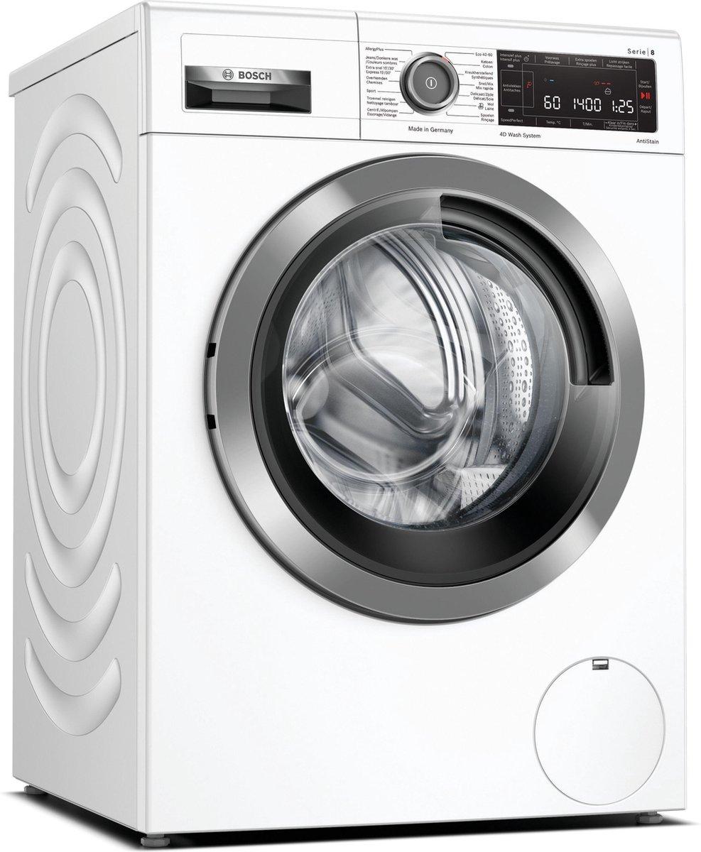 Bosch WAV28M0SFG – Serie 8 – Wasmachine – NL/FR