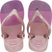 Havaianas Baby Palette Glow Meisjes Slippers