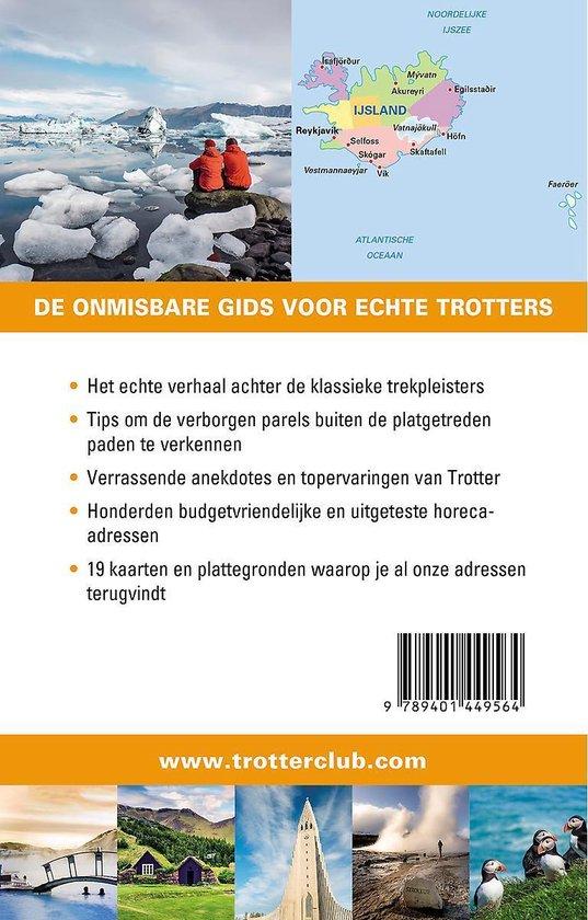 Trotter - IJsland - Lannoo