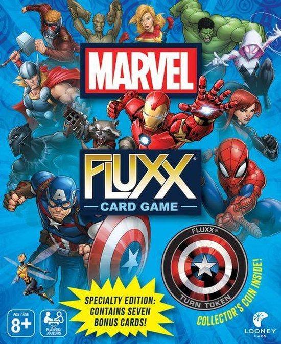 Afbeelding van het spel Marvel Fluxx Specialty Edition - Kaartspel
