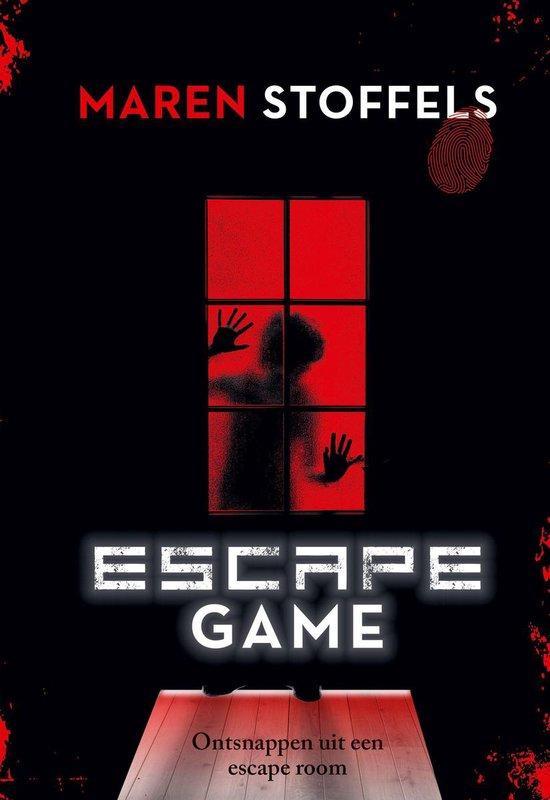 Boek cover Escape Game van Maren Stoffels (Onbekend)
