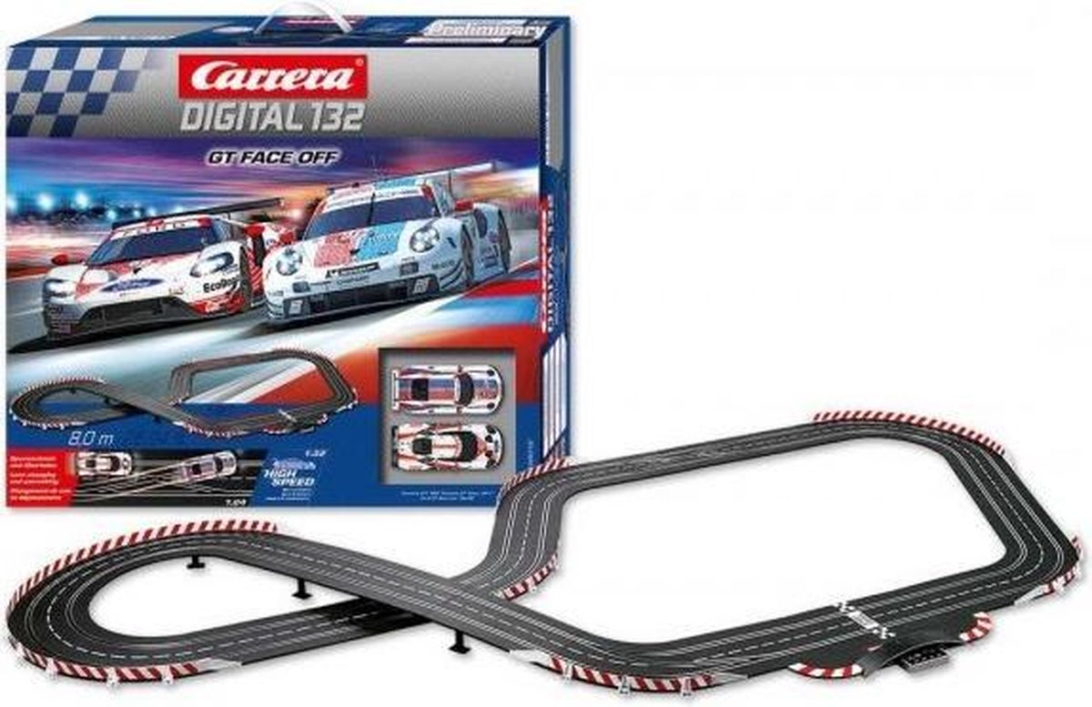 Carrera DIG132 GT Face Off