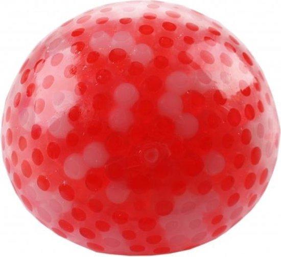 Afbeelding van het spel Stressbal Orbeez - Stressbal kinderen - Stressbal Rood - Met Licht