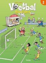 Voetbalmaniacs Kids 2 -   Voetbalmaniacs Kids