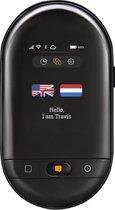 Travis touch Go - Snelle Twee-richtings Vertaalapparaat - 155 talen (online) + eSIM voor GRATIS online vertalingen in 80+ landen - Verbeterde offline vertalingen