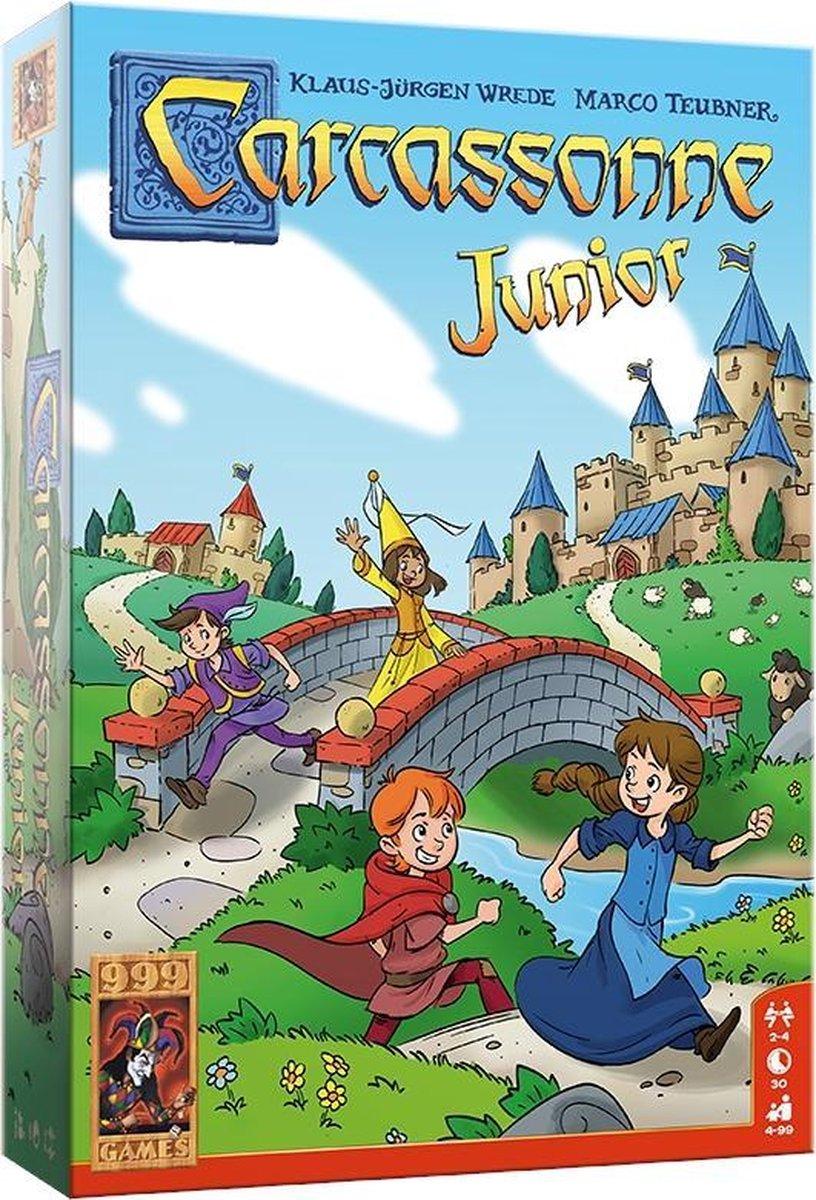 999 Games bordspel Carcasonne junior