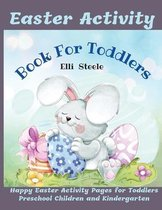 Easter Activity Book For Toddlers