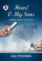 Omslag Hear! O My Sons