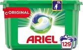 Ariel All in 1 Wasmiddel Pods Original Wit - 3x43 Wasbeurten - Halfjaarbox