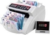 MONEYSCAN® Biljettelmachine - Stofhoes - 1000 Biljetten/minuut - 3-Voudig...