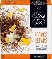 Pickwick Slow Tea Rooibos Dreams Doosje 25 theezakjes