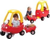 Little Tikes Cozy Coupe Aanhangwagen - Rood