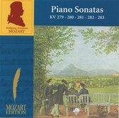 Piano Sonatas KV 279 - 280 - 281 - 282 -283