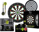 Dragon Darts Michael van Gerwen Super Set - dartbord - dartpijlen