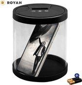 Royah® Telefoon Kluis met Tijdslot - Focusbox - Stoppen met Roken - Gamen - Inclusief Batterijen - Opbergbox - Opbergdoos