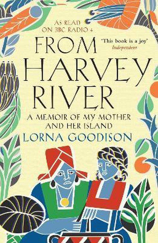 Boek cover From Harvey River van Lorna Goodison (Paperback)