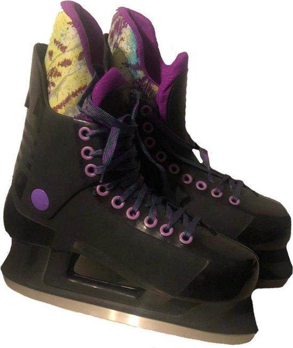 ACRO - IJshockeyschaats Polyester - Schaatsen - ijs schaats - Deluxe - Unisex - ijshockey schaatsen - Maat 43