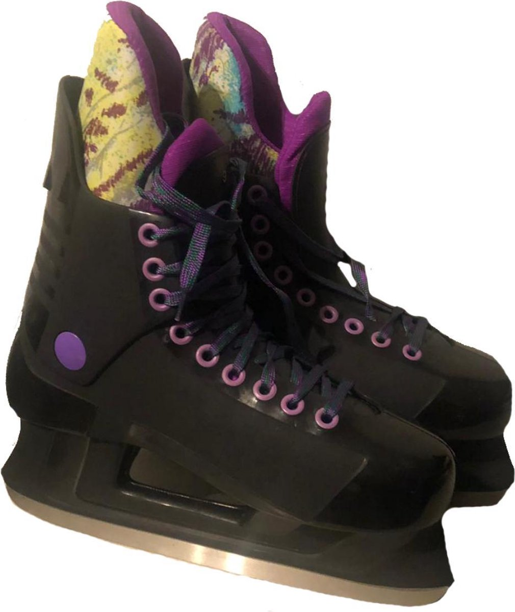 ACRO - IJshockeyschaats Polyester - Schaatsen - ijs schaats - Deluxe - Unisex - ijshockey schaatsen - Maat 39