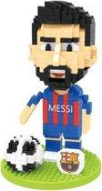 Wise Hawk Lionel Messi Miniblocks - Voetbal