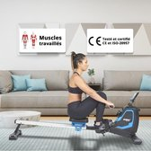 CARE Fitness Roeitrainer SR-911