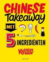 Boek cover Chinese Takeaway met 5 ingrediënten van Kwoklyn Wan