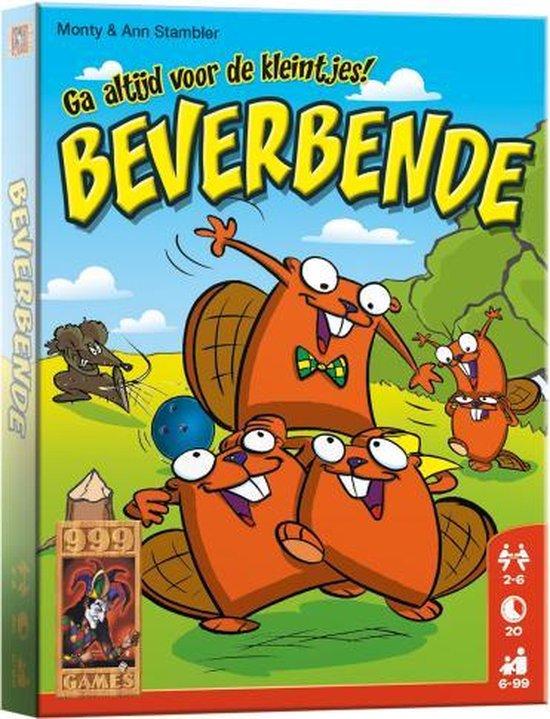 Beverbende - Kaartspel - 999 Games