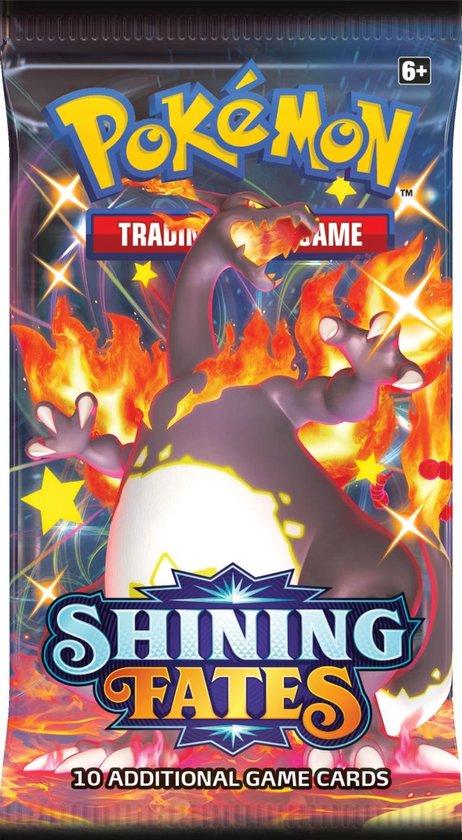 Afbeelding van Pokémon Shining Fates Booster Pack - Pokémon Sword & Shield Kaarten