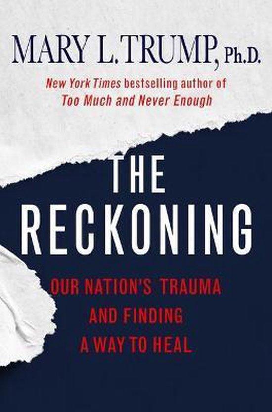 Boek cover The Reckoning van Mary L Trump (Hardcover)