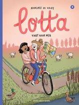 Lotta SC 2 -   Lotta vindt haar weg