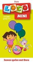 Loco Mini - Boekje - Samen spelen met Dora - Groen 4-6jr - Groep 1-2