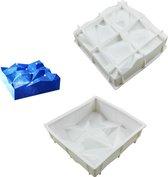 Cakevorm - cake vorm - taartvorm- cakevorm siliconen