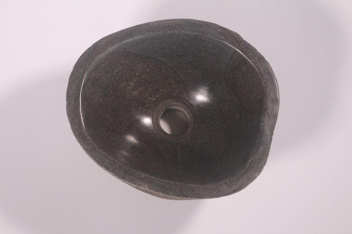 Natuurstenen waskom | DEVI-W21-327 | 25x28x14