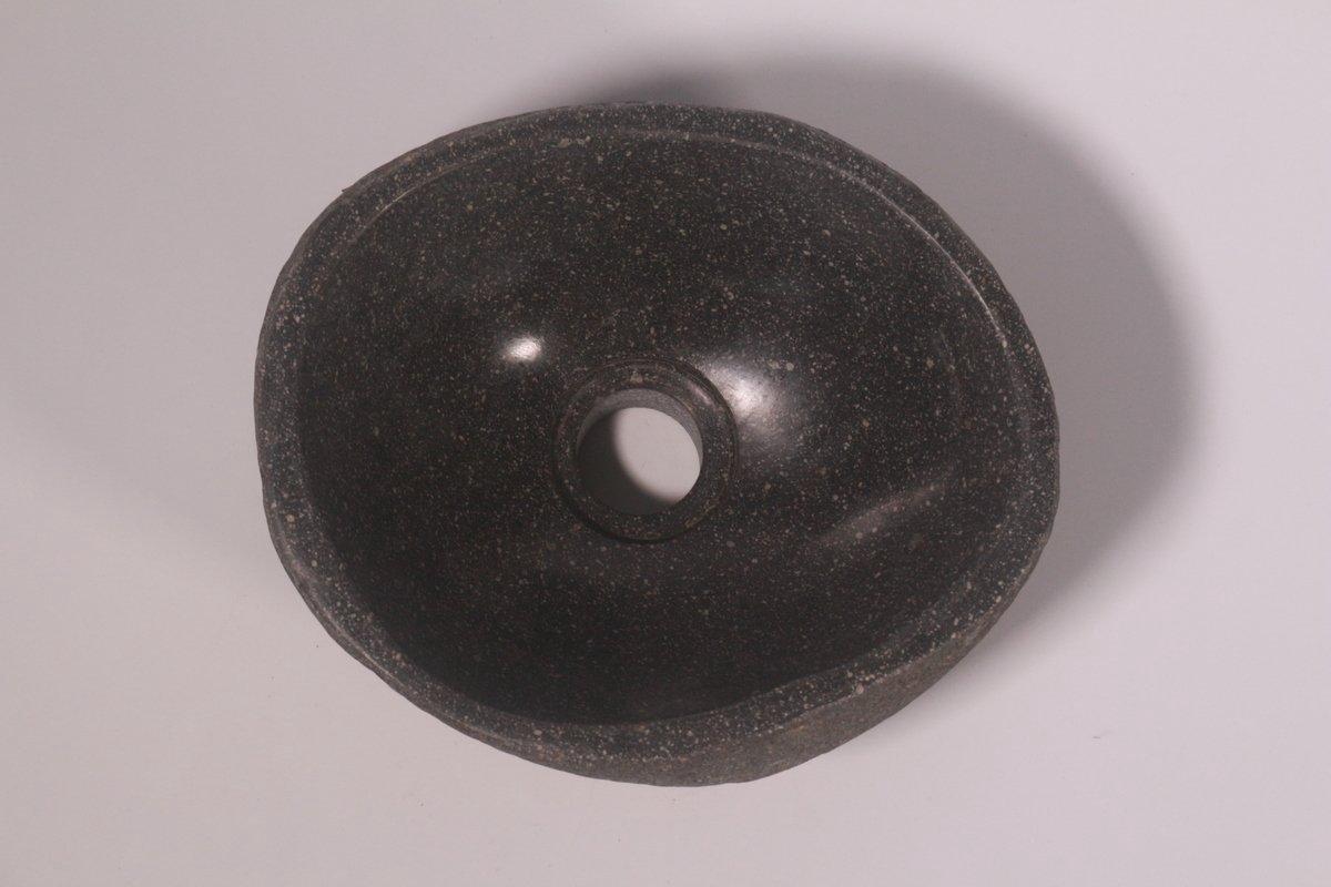 Natuurstenen waskom | DEVI-W21-275 | 26x22x12