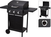 Barbecue / BBQ - Gas - 3 Branders