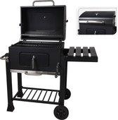 Barbecue / BBQ - Robuust - Mat Zwart - Houtskool