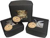 Madame Chai 3 proefpakketjes - thee pakket - thee geschenk -losse thee - leuk cadeau - theeproef cadeau - verjaardag cadeau