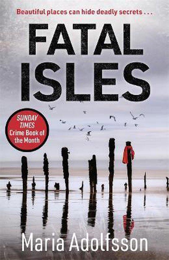 Boek cover Fatal Isles van Maria Adolfsson